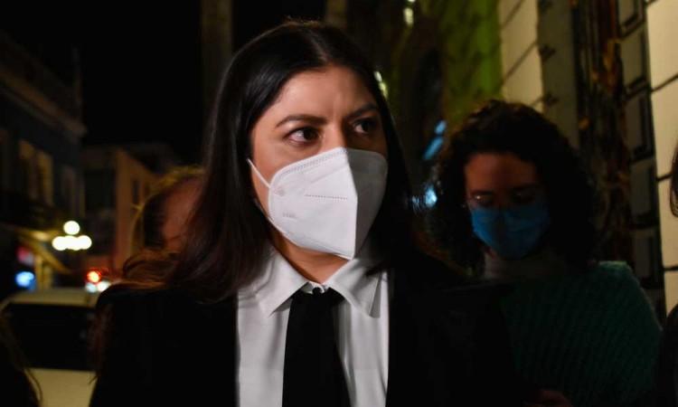 Claudia Rivera confirma su participación en diálogo con feministas