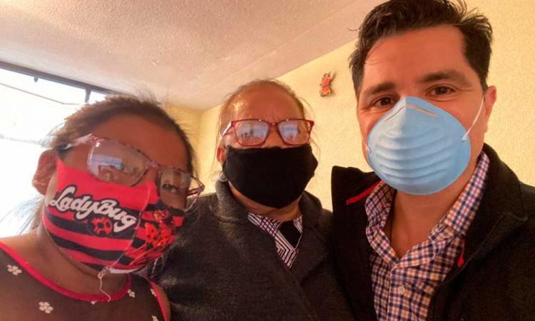 ¡Ahora puedo ver! Chelo García apoya a niños con dificultad visual
