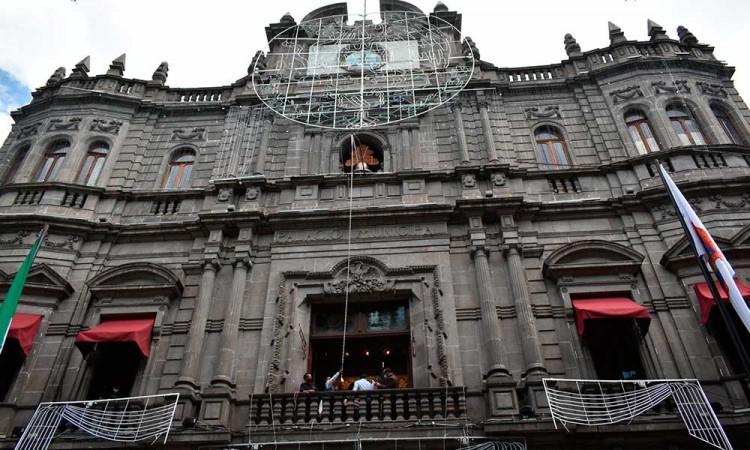Ayuntamiento de Puebla lleva 70
