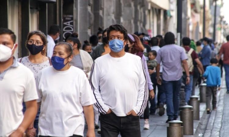 Puebla registra 535 casos de Covid-19 durante fin de semana