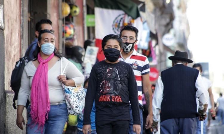 A la alza contagios de Covid-19 en Puebla