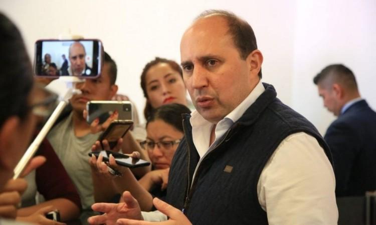 Manzanilla no descartó buscar la candidatura a la presidencia municipal.