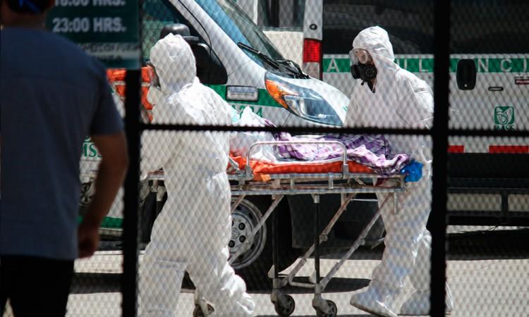 Aumentan pacientes entubados por Covid-19 en Puebla