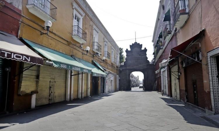 Valoran un nuevo cierre de vialidades del centro por pandemia