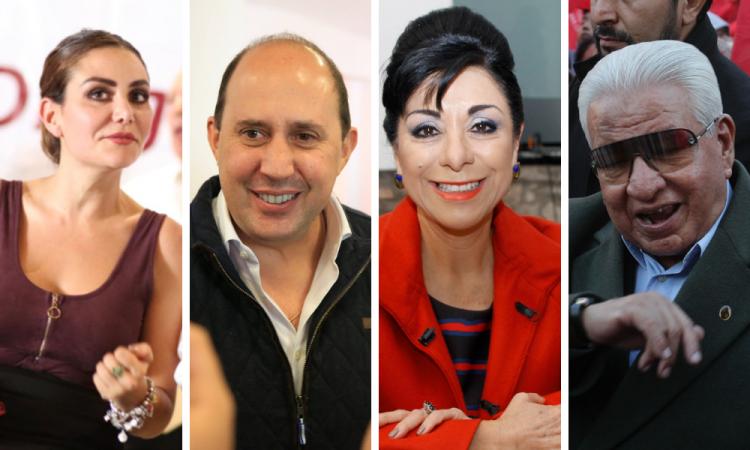 Diputados federales por Puebla no han emitido interés por reelección en 2021