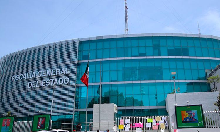 Dos muertos por covid en la FGE de Puebla