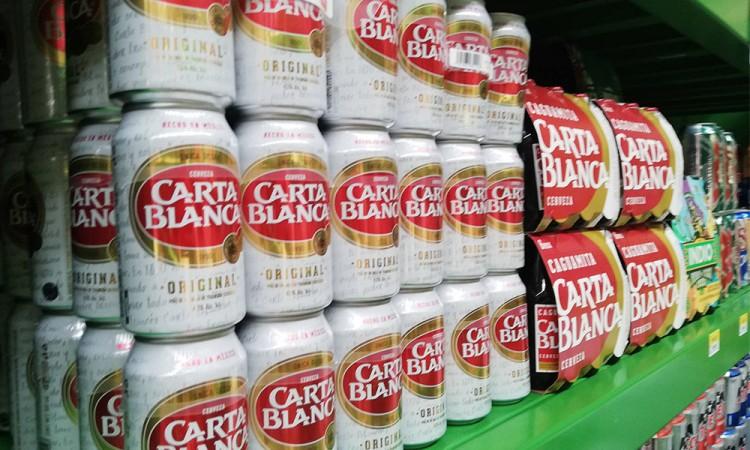 Prohíben venta de alcohol en Puebla como medida para contener contagios de Covid