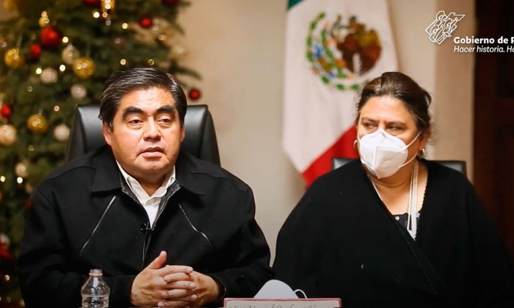 Llama Barbosa Huerta a la reconciliación en su mensaje de Navidad