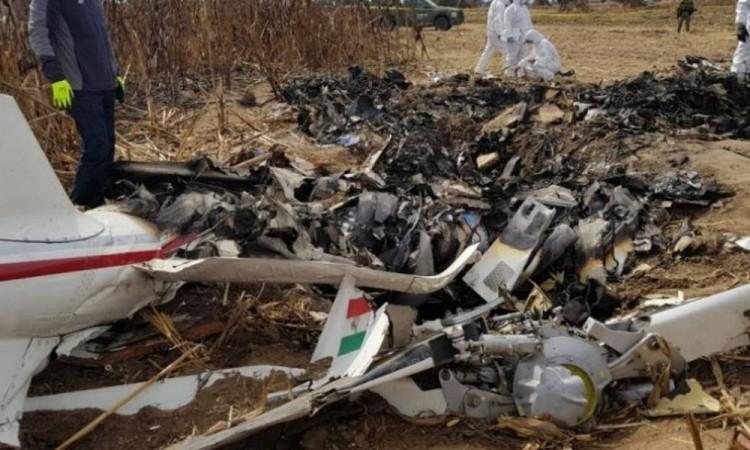Detienen a dos años del fatal accidente de los Moreno Valle a dueño de empresa que dio mantenimiento a helicóptero