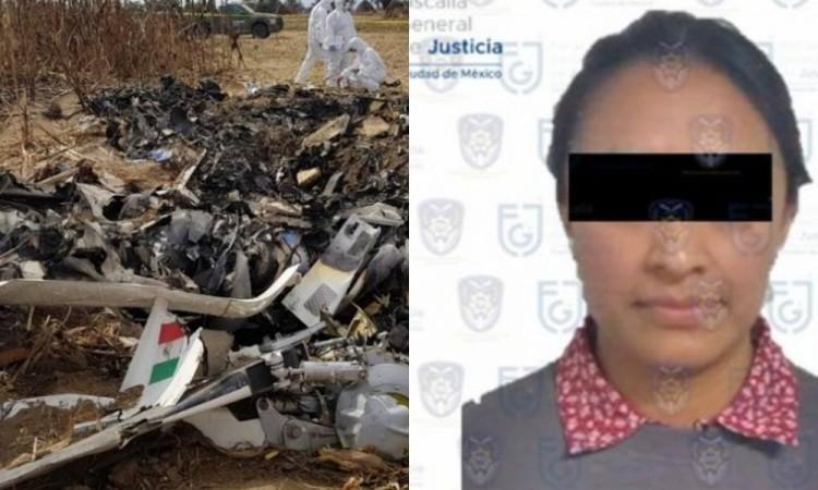 Detienen a mujer por helicopterazo de los Moreno Valle - Alonso