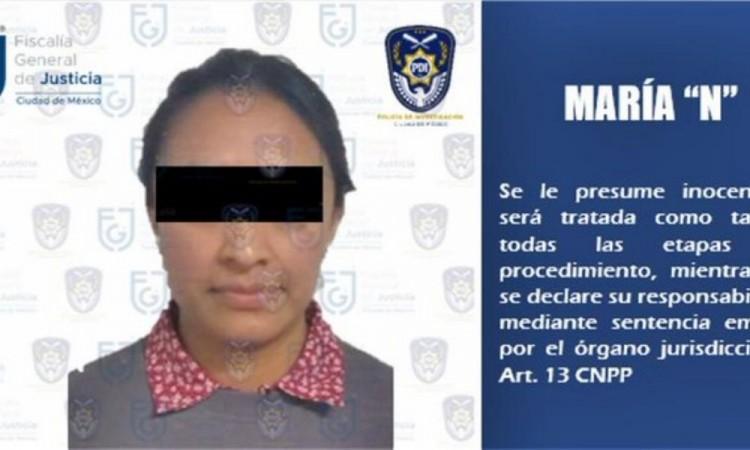 Mujer implicada en muerte de los Moreno Valle es detenida