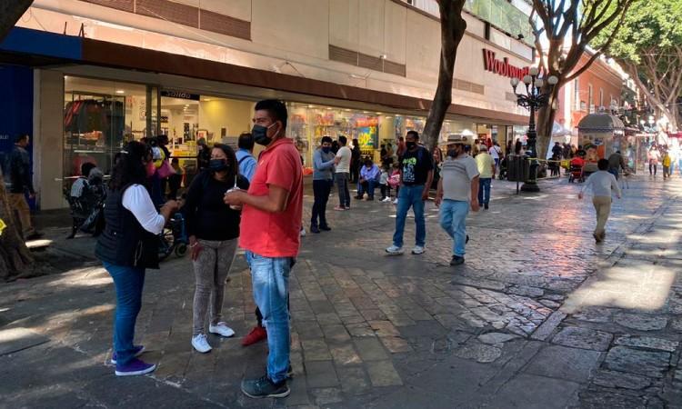 Centro Histórico limpio de ambulantes