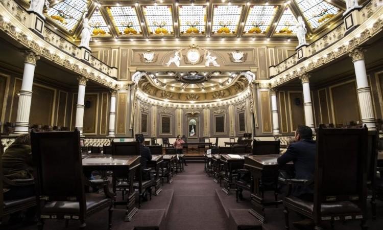 """Aplaza Congreso del estado retorno de forma presencial """"hasta nuevo aviso"""" por Covid-19"""