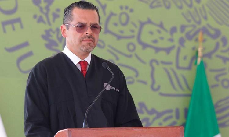 Héctor Sánchez será titular del Tribunal Superior por tercer periodo consecutivo