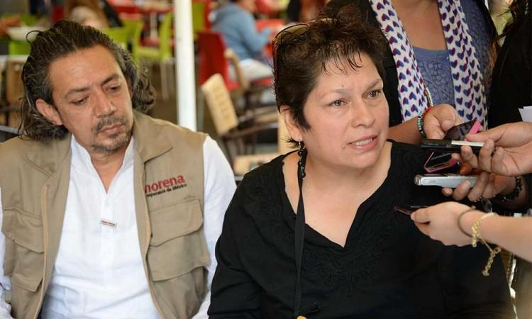 Mamá de Claudia Rivera será titular de Comisión de Justicia en Morena