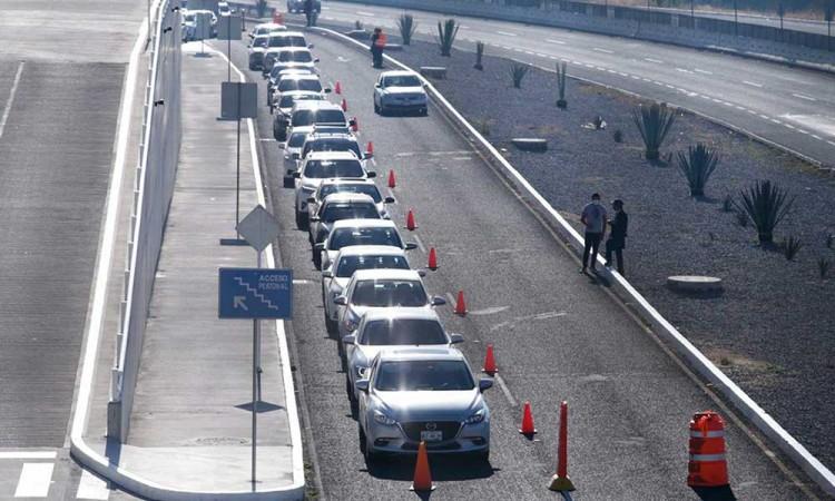 Poblanos escapan a Tlaxcala por la Ley Seca, ahora Barbosa busca frenar esto