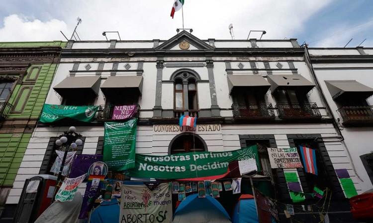 Febrero se vota Ley Agnes; abril será el aborto en Puebla