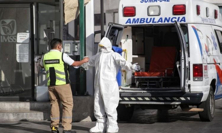 No cesan los contagios por coronavirus en Puebla