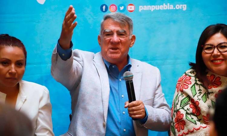 Panistas temen que se imponga a Francisco Fraile para alcaldía de San Andrés