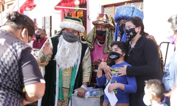 En día de Reyes, se reportan 218 contagios de coronavirus en Puebla