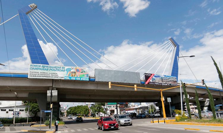 Analiza Barbosa dejar puentes atirantados para exhibir el legado de la corrupción