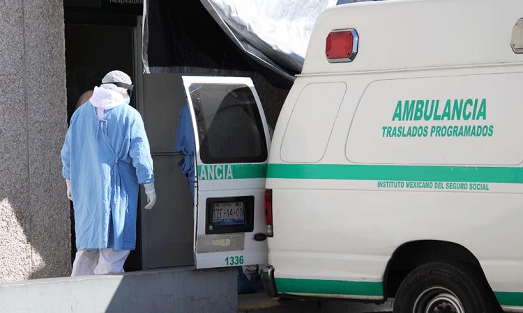 Eroga gobierno estatal más de 64 mil pesos diarios por enfermos muy graves de Covid