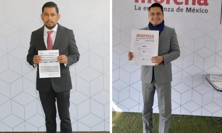 Regidores de Morena inician carrera para buscar diputaciones federales