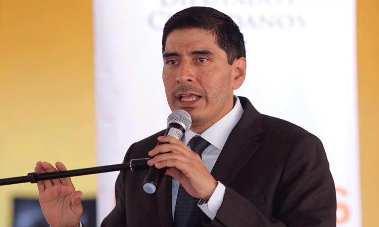 Renuncia el diputado Carlos Morales a Movimiento Ciudadano
