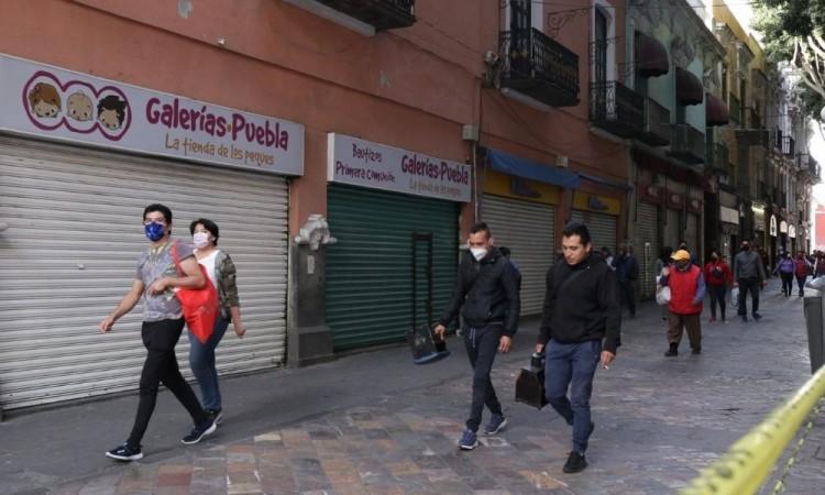 Incumple más el comercio establecido lineamientos de la alerta máxima de contagios que los ambulantes: Sánchez Galindo