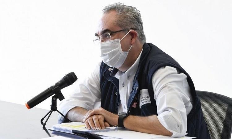 Secretaría de Salud reporta nuevos contagios de Covid-19 en Puebla