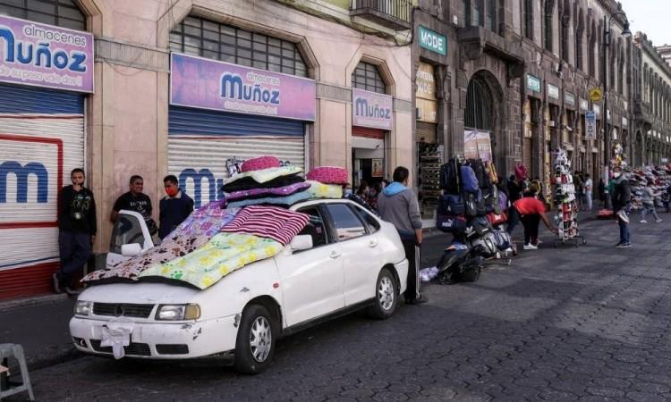 Gobernación acumula 75 denuncias contra ambulantes y grupos de choque por asociación delictuosa