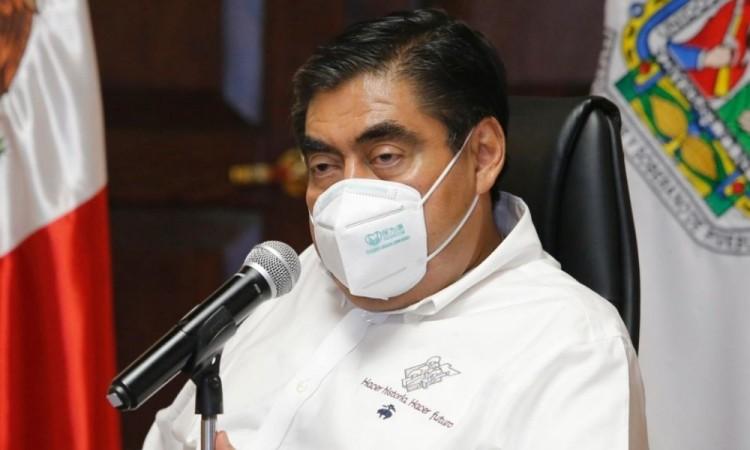 La época de los perdones políticos ya no existe en Puebla: Barbosa