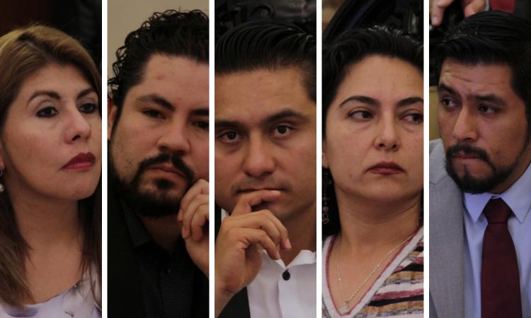 Regidores que buscan candidaturas no se separarán del cargo hasta que Morena lo indique