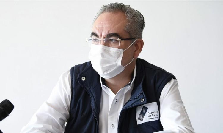 Anuncian 35 muertes más por Covid-19 en Puebla