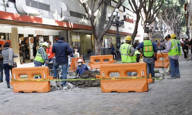 En 25 de enero inician obras para remodelar Centro Histórico