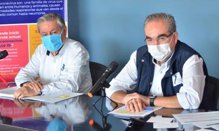 Suman 60 muertes más por Covid-19 en Puebla