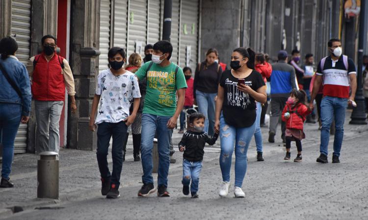 Repite Puebla un número altísimo de nuevos casos Covid-19