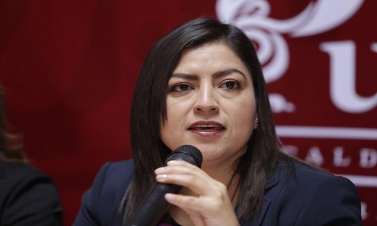 Claudia Rivera abre posibilidad de solicitar licencia para buscar reelección