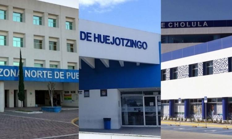 A punto de colapsar hospitales en Puebla