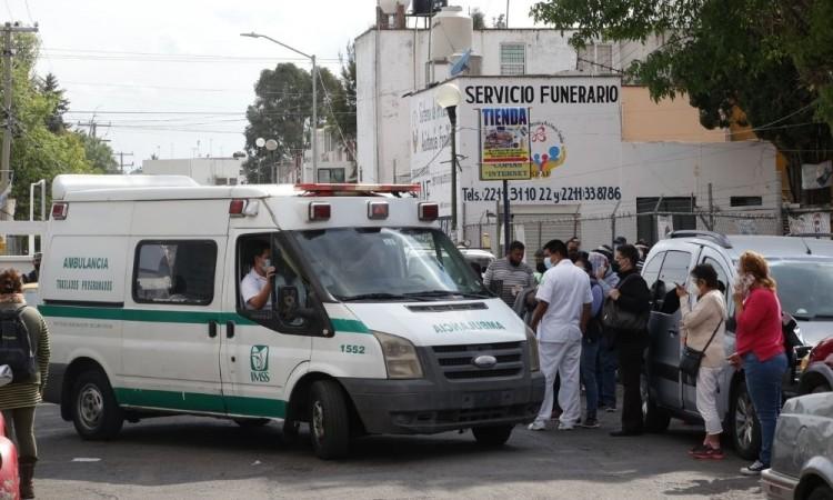 Fin de semana deja 849 casos nuevos por Covid-19 en Puebla