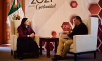 Claudia Rivera sí va por la reelección para la alcaldía de Puebla