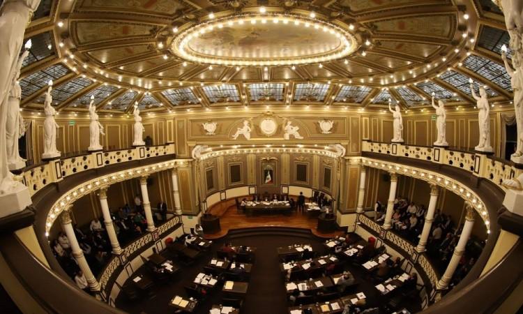 Por Covid comparecencias ante el Congreso serán virtuales en Puebla