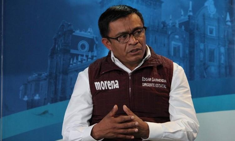 Ratifican a Edgar Garmendia como dirigente estatal de Morena en Puebla