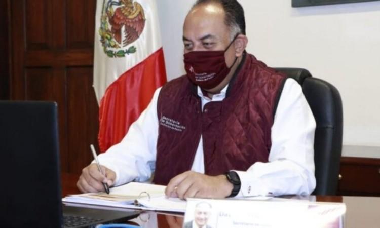 Registran 33 muertes más por Covid-19 en Puebla