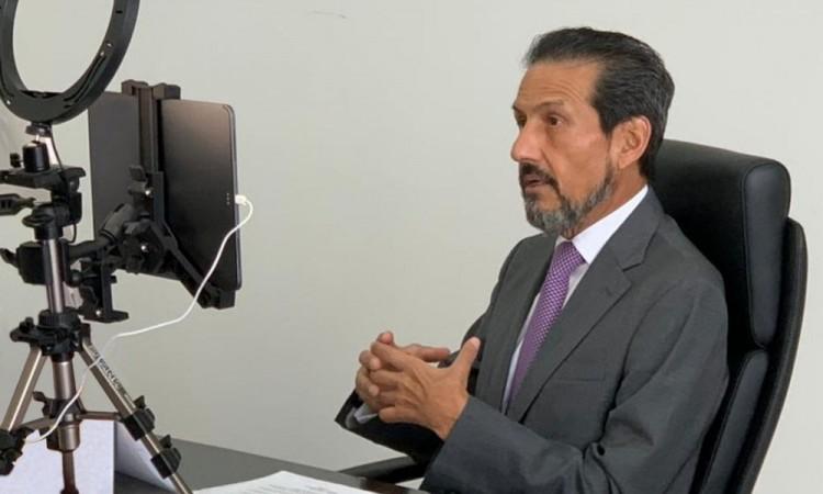 Ante la pandemia, es indispensable ser resilientes: rector Alfonso Esparza