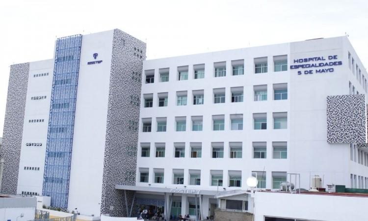 Aplazan consultas y cirugías programadas en hospitales públicos de Puebla
