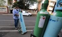 Apoyos para insumo de oxígeno en Puebla alcanzaría para 4 recargas con el de mayor capacidad