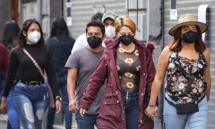 En las últimas 72 horas se registran 250 nuevos contagios por Covid-19 en Puebla