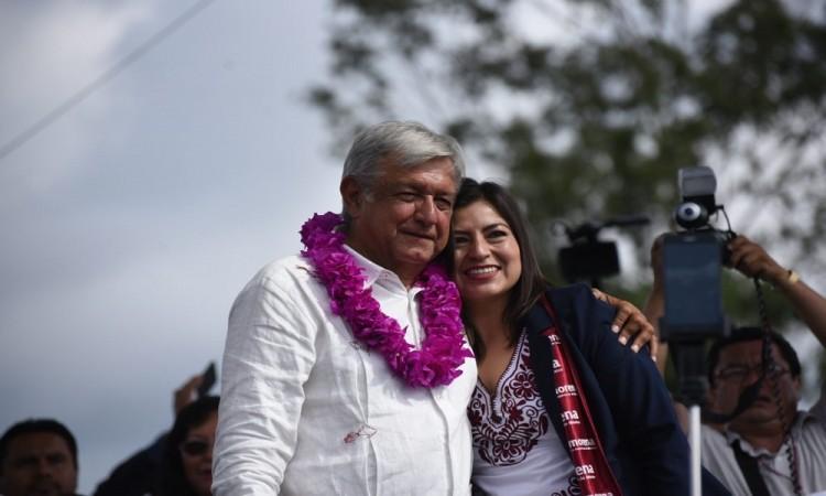 Rivera pone en riesgo el proyecto de nación: Nora Merino