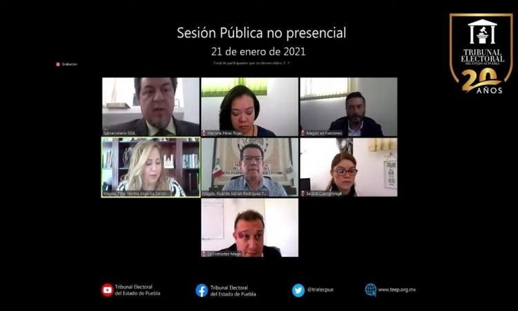 Ayuntamiento de Puebla tendrá que pagar compensación a regidores, decreta TEEP